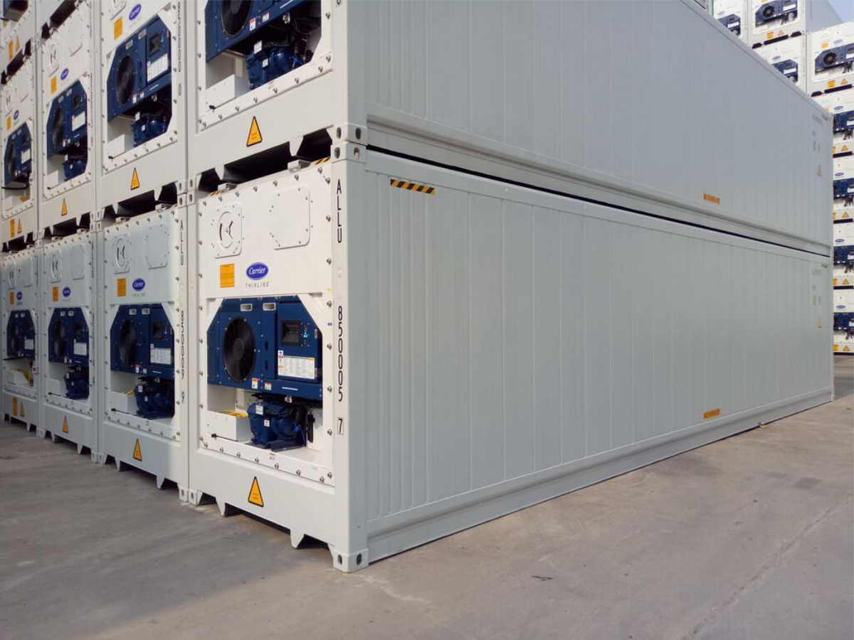 Container 40 pés Reefer
