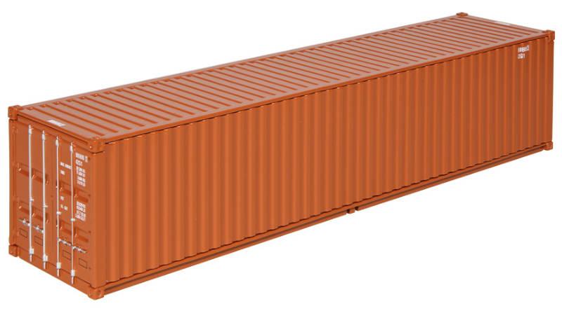Container de carga 40 pés