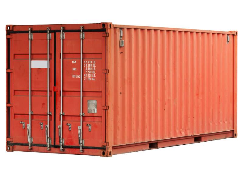 Container de 20 pés para comprar